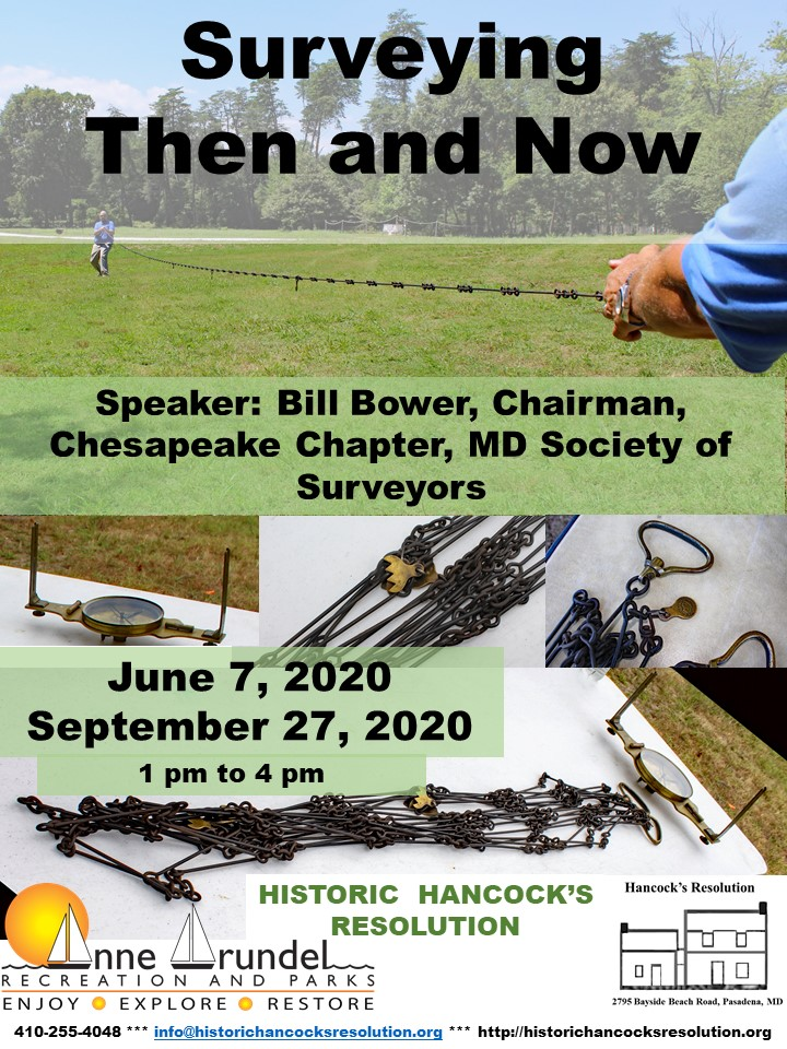 2020 Surveying Then and Now