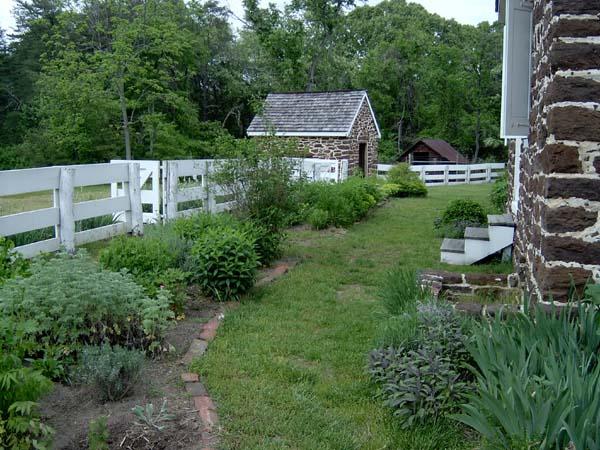 Doorstep Garden