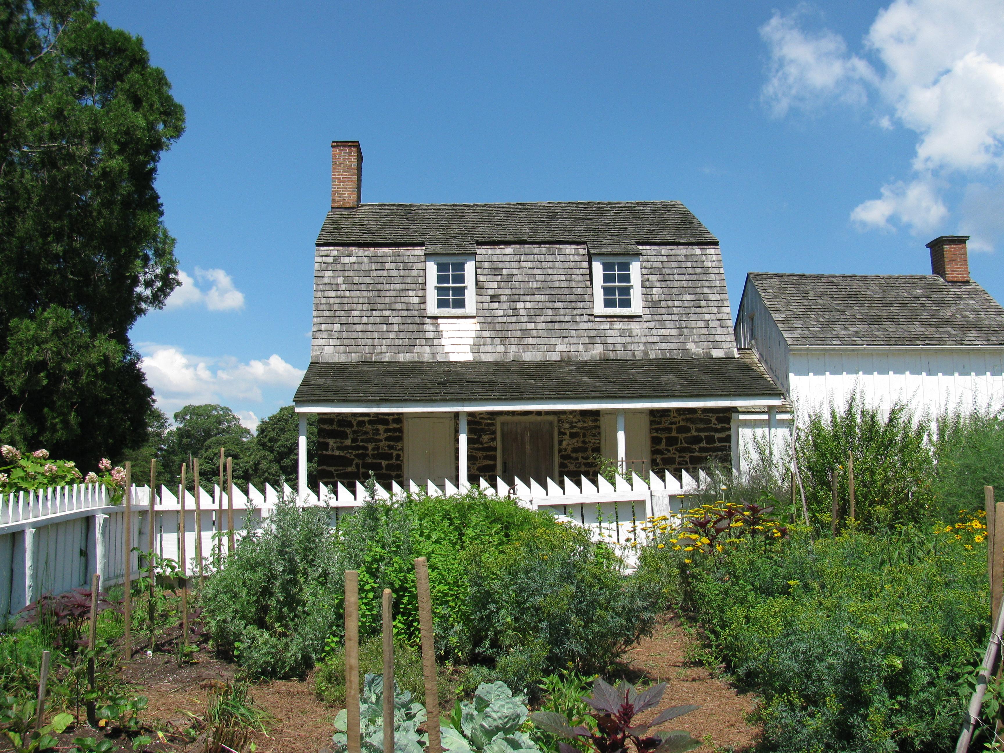Hancock House Front